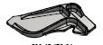 Кронштейн правый  296.45.178-01