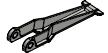 Петля поперечного борта 2114.01.114-00